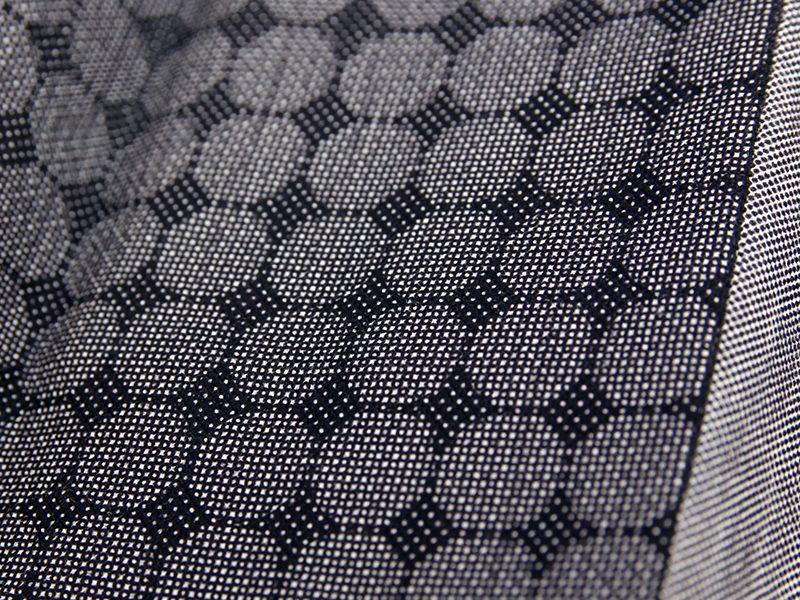 ORIORI  Bag  Cotton( Border ・Stripe)