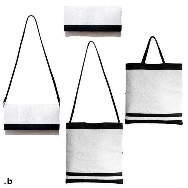 WACCO + SIBSI36   (紙布の鞄)