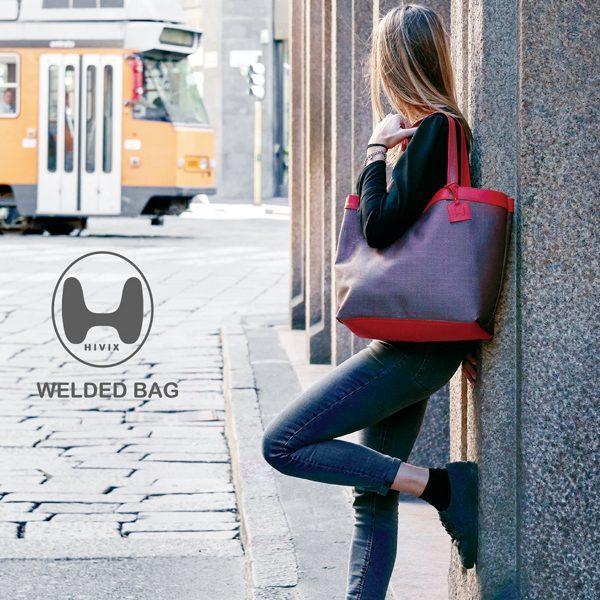 WELDED BAG / HIVIX : WELDES PRPDUCT